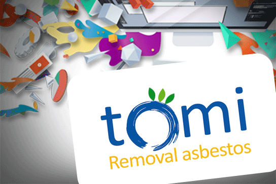 Logo Tomi Removal Asbestos